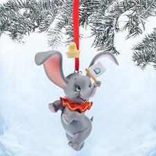 disney store dumbo sketchbook christmas ornament new ebay