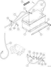 case 85xt skid steer starter wiring diagram case automotive