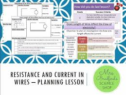 gcse physics contact and non contact forces lesson plan