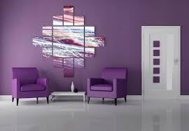 purple livingroom purple wall paint living room furniture decor ideas with