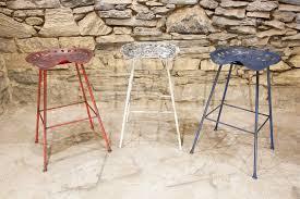 the americana dream u2013 vintage tractor seat stools rustic