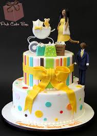 gender reveal baby shower gender reveal cake custom baby shower cakes