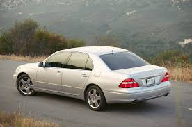 lexus hatch 2005 lexus ls430 reviews research new u0026 used models motor trend