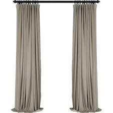 Double Wide Grommet Curtain Panels 108