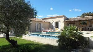 location chambre nimes villa indépendante 5 chambres avec piscine à nimes