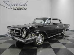 chrysler 300 1962 chrysler 300 for sale on classiccars com