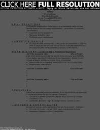 Listing Computer Skills On Resume Sample Of Short Resume Resume For Your Job Application