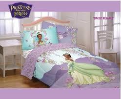 Disney Princess Frog Sunset Dreams Full Bedding Set Comforter And Princess And The Frog Sheets