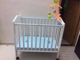 c max baby crib white tai kok tsui hong kong geoexpat