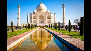 taj mahal changes color youtube