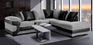 Corner Leather Sofa Modern Fabric Corner Sofa Uk Scifihits Com