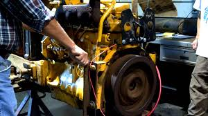 310 john deere engine youtube