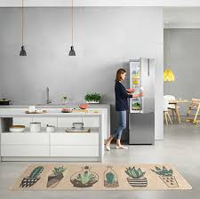 Kitchen Cactus Online Shop Natural Rubber Cactus Back Kitchen Rug Sets Mat Oil