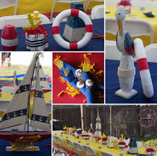 Nautical Baby Shower Centerpieces by Photo Nautical Baby Shower Invitation Image
