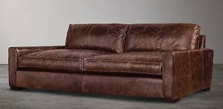 restoration hardware maxwell leather sofa restoration hardware maxwell leather sofa review catosfera net and