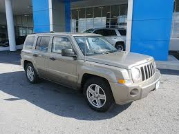 used jeep patriot used 2008 jeep patriot sport for sale 1j8ff28w58d681623