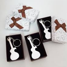 personalized keychain party favors popular guitar party favors buy cheap guitar party favors lots