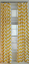 Yellow Curtains For Living Room Gallery For Yellow Chevron Curtains Yellow And White Chevron