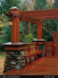 Home Hardware Deck Design Flower Boxes Around Pergola Posts Or Deck Posts Outdoor Spaces
