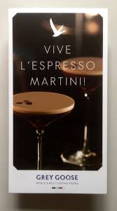 espresso martini recipe justin u0027s amazing world at fenner paper vive l u0027espresso martini