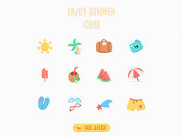 collection 63 basic u0026 summer icon sets sketchapp tv the best