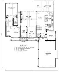 Jack And Jill Bathroom House Plans by Craftsman Plan 2 297 Square Feet 3 Bedrooms 2 5 Bathrooms 286