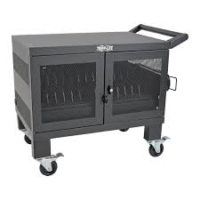 Charging Shelf Charging Station Mobile Cart Kit U0026 Shelf Tripp Lite