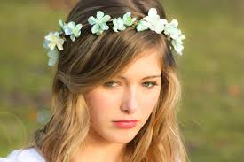floral hair accessories floral hair accessories for weddings wedding party decoration