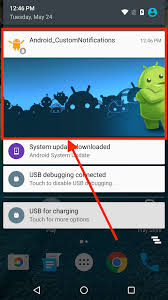 push notifications android customize your push notifications sle android leanplum