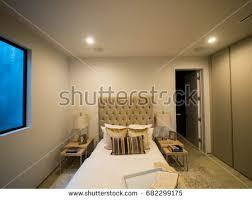 home interior usa interior wall framing piping wiring installed stock photo