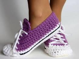 pattern crochet converse slippers crochet sneakers slippers pattern converse slippers crochet