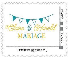 timbre personnalisã mariage les 29 meilleures images du tableau timbres personnalisé mariage