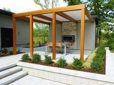 Decking Pergola Ideas by Contemporary Landscape Ideas Composite Decking Wood Pergola