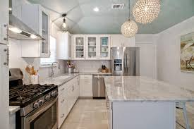 White Kitchen Cabinets With Black Granite Countertops by Bamboo Kitchen Cabinets Pictures Ideas U0026 Tips From Hgtv Hgtv