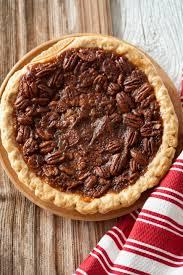 pecan pie thanksgiving classic southern pecan pie recipe