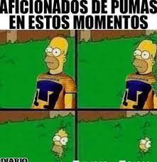 Memes De Pumas Vs America - los mejores memes am礬rica vs pumas apertura 2016