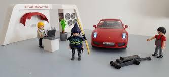 porsche playmobil playmobil présente ses 2 nouvelles porscheen voiture carine en
