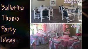Ballerina Decorations Craft Diy Ballerina Party Ideas Decorations By Cup N Cakes