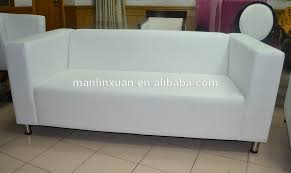 White Faux Leather  Seater Sofa Design Xyn Buy Faux Leather - Leather 3 seat sofa