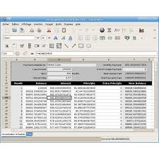 five examples of spreadsheet software for windows