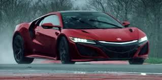 lexus lfa vs nsx chris harris drifts and jumps honda nsx for top gear autoevolution
