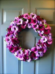How To Make Wreaths How To Make A Spring Wreath Lindsay Ann Loft