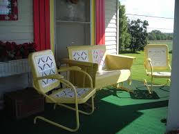 vintage porch furniture