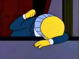 Mr Burns Excellent Meme - mr burns laugh youtube