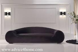 Modern Black Sofas Modern Black Sofa Sets Designs