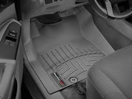 weathertech floorliner toyota tacoma access cab w o 2nd row box