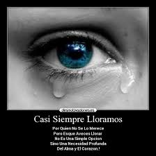 imagenes tristes y romanticas casi siempre lloramos desmotivaciones