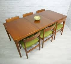 scandinavian teak dining room furniture danish dining table and