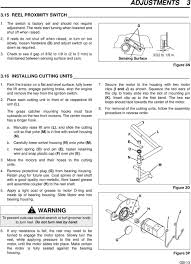 parts u0026 maintenance manual huolto ja varaosaopas greens king vi pdf