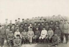Ottoman Officials 79 Ottoman Soldiers Plain Of Rephiam Rephaim 1917 Ottomans